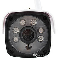 Комплект видеонаблюдения беспроводной DVR KIT CAD Full HD UKC 8004/6673 WiFi на 4 камеры (4299), фото 5