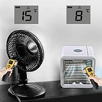 Автономный кондиционер - охладитель воздуха с функцией ароматизации Arctic Air Cooler (2760), фото 10