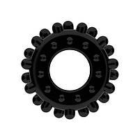 Ерекційне кільце - Power Plus Cockring 2 Black, фото 3