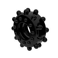 Ерекційне кільце - Power Plus Cockring 2 Black, фото 6