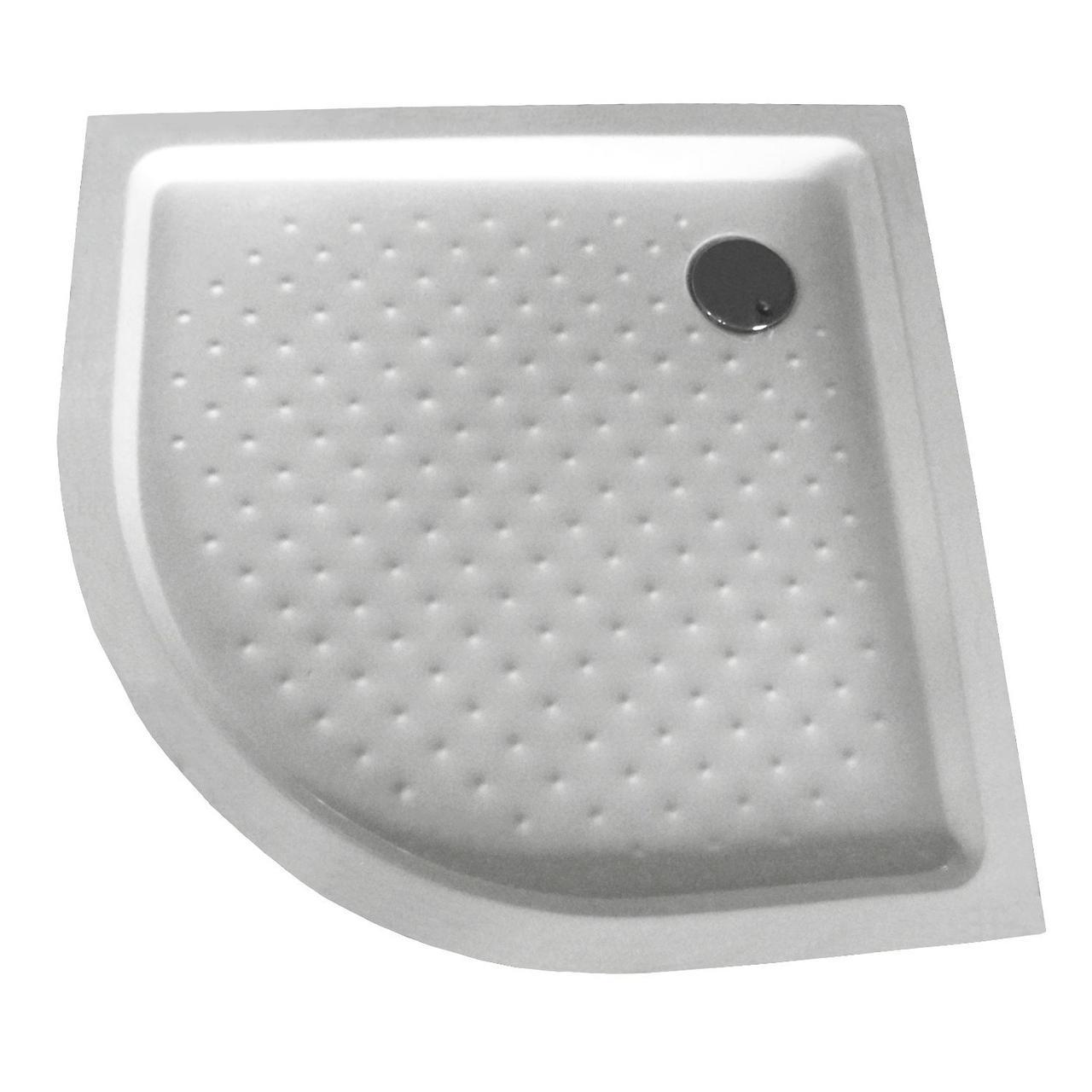 ORLANDO поддон 90*90*15см, в комплекте с сифоном и формованной панелью