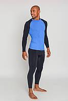 Термокофта мужская спортивная Tervel Comfortline (original), лонгслив, кофта, термобелье зональное, бесшовное, фото 1