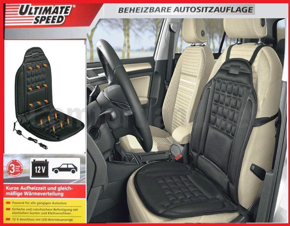 Накидка на автомобильное сиденье Ultimate Speed UASB 12 A1