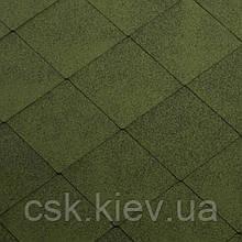 Битумная черепица KATEPAL Foxy Зеленый