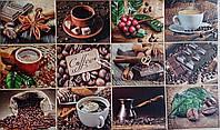 Панель Панно ПВХ ЗД Grace Кавова композиція 0,6мм 1020х602мм, фото 1