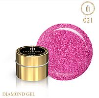 Гель для дизайна Diamond Gel Milano №21