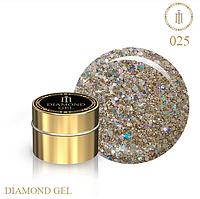 Гель для дизайна Diamond Gel Milano №25