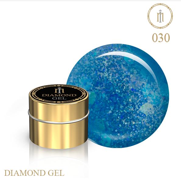 Гель для дизайна Diamond Gel Milano №30