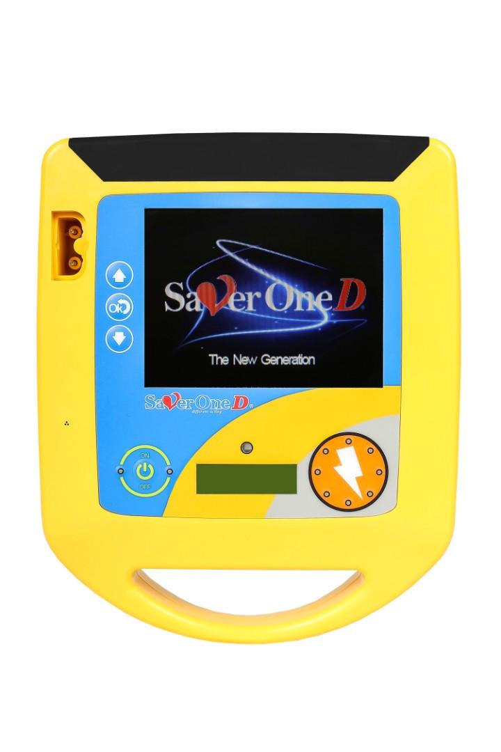 Saver One D. Дефибриллятор-монитор