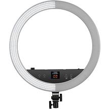 Кільцевий видеосвет Yongnuo YN-808 Bi-Color LED світло лампа 53 см Ø 800 світлодіодів (3200-5500K), фото 3