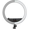 Кільцевий видеосвет Yongnuo YN-808 Bi-Color LED світло лампа 53 см Ø 800 світлодіодів (3200-5500K), фото 5