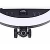 Кільцевий видеосвет Yongnuo YN-808 Bi-Color LED світло лампа 53 см Ø 800 світлодіодів (3200-5500K), фото 2