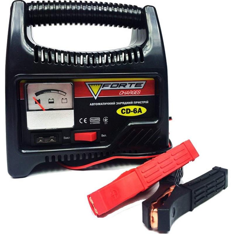 Зарядное устройство Forte CD-6A SKL11-236634