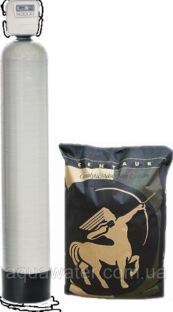 Фильтр для удаления сероводорода Aqua Water FPС 1465 CT