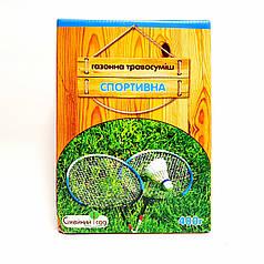 Семена Газонная трава Спортивная смесь 400 г Семейный сад 2718