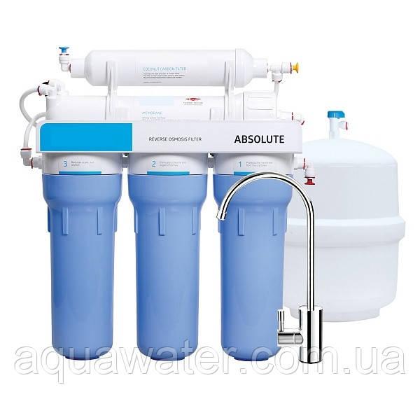 Система очистки воды Aqua Water Absolute 5-50