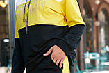 Женский спортивный костюм двойка кофта батник+штаны двухнить размер: 48-50,52-54, фото 9