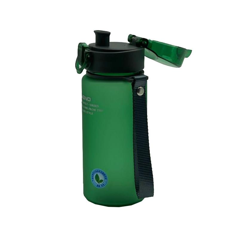 Пляшка для води CASNO 560 мл KXN-1115 Зелена