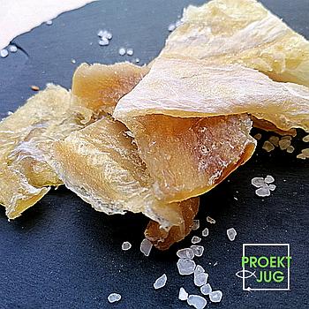 Треска филе солено-сушеная 1 кг, закуска к пиву(рыбный снек)