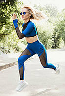 Легінси Totalfit LG4-C38 XS Синій, фото 1