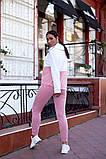 Женский спортивный костюм двойка кофта батник+штаны двухнить размер: 48-50,52-54,56-58, фото 4