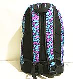 Молодежные городские рюкзаки АНТИВОР (2принта)30х42см, фото 3