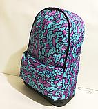 Молодежные городские рюкзаки АНТИВОР (2принта)30х42см, фото 2