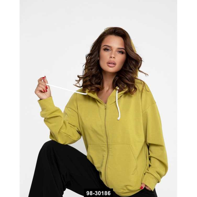 Женская толстовка, L-XL международный размер, 98-30186
