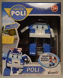Robocar Poli Мини-трансформер 7,5 см 83049 Пром, фото 7