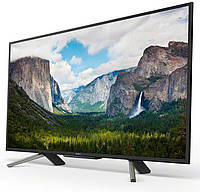 "Телевiзор 43"" LED FHD Sony KDL43WF665BR Smart, SonySmartTV, Black, фото 1"