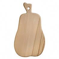 Дошка обробна дерев'яна 26*35 букова оптом і в роздріб