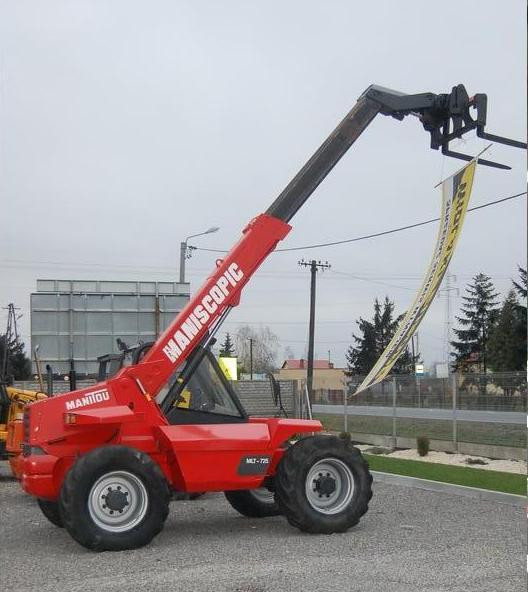 Manitou MLT 725