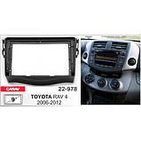 Переходная рамка Carav Toyota RAV4 (22-978), фото 5