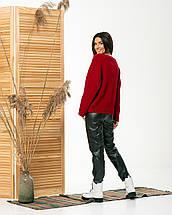 Джемпер oversize в украинском стиле «Этно», фото 2