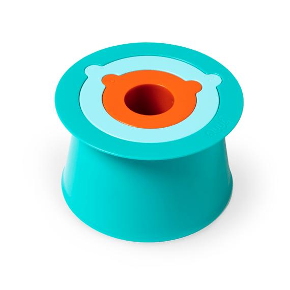 """Quut - Игровой набор """"Строим замки из песка и снега Alto"""" (зеленый+голубой+оранжевый)"""