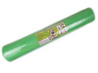 Коврик для занятий спортом йоги Коврик-йогамат ПВХ Зелёный