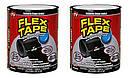 Прочная Водонепроницаемая Резиновая Клейкая Лента Flex Tape Универсальный Скотч + Подарок, фото 3