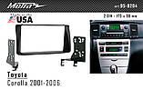Переходная рамка Metra Toyota Corolla (95-8204), фото 6