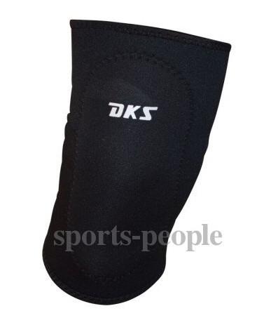 Наколенник неопреновый, с защитной подушкой DKS №8837, 25*16см, 1 шт.