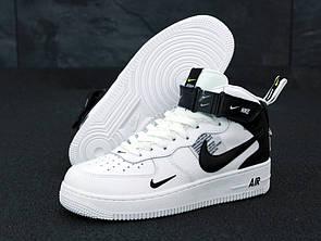 Мужские кроссовки Nike Air Force 1'07Lv8 Ultra Hight White