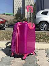 Пластиковый чемодан для ребенка Холодное сердце, фото 2