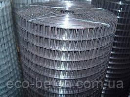 Сетка сварная рулонная черная 12.5х12.5/0,7мм