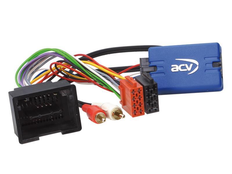 Адаптер кнопок на руле Chevrolet Spark, Sonic (CV-0315)
