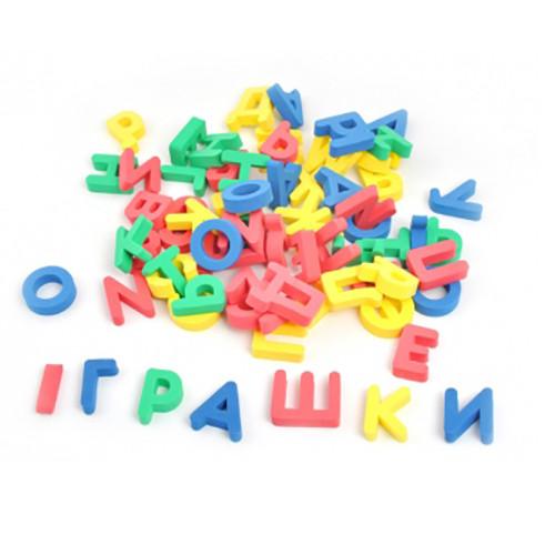Алфавит магнитный, украинский, Бомик