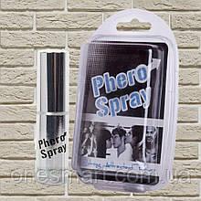 """Чоловічий спрей з феромонами """"Phero Spray"""" від RUF, 15 мл.."""