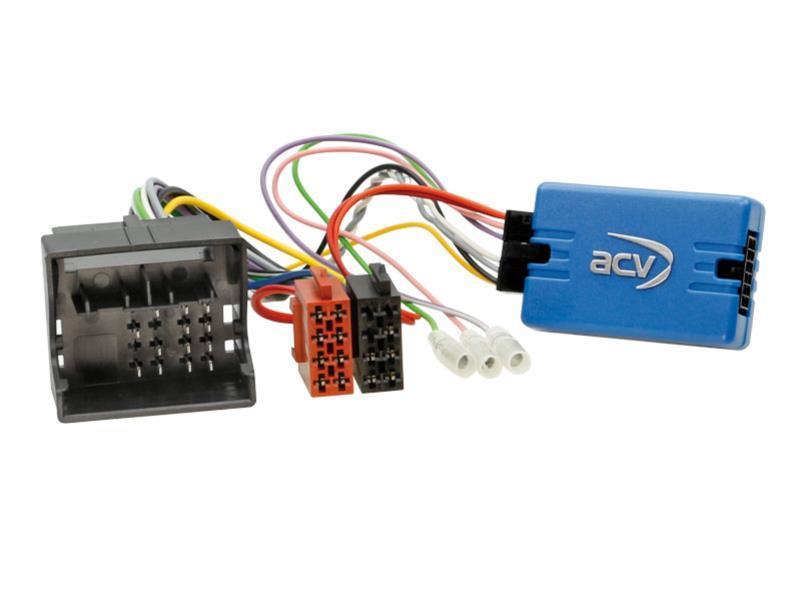 Адаптер кнопок на руле ACV для Volkswagen (VW-1215A)