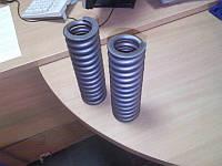 Пружины для вибростола из проволоки круглого сечения