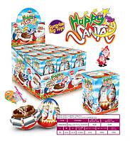 Шоколадные яйца Новый Год 60 гр.