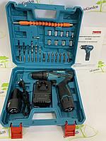Шуруповерт Makita DF330D+набор инструментов 12V Li-ion (заводская сборка) Румыния