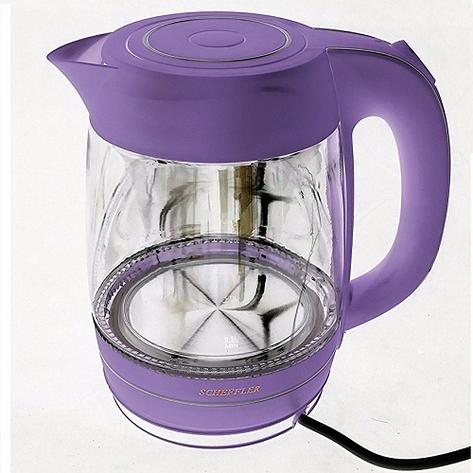 Чайник Scheffler 1759 Violet 2200 Вт, фото 2